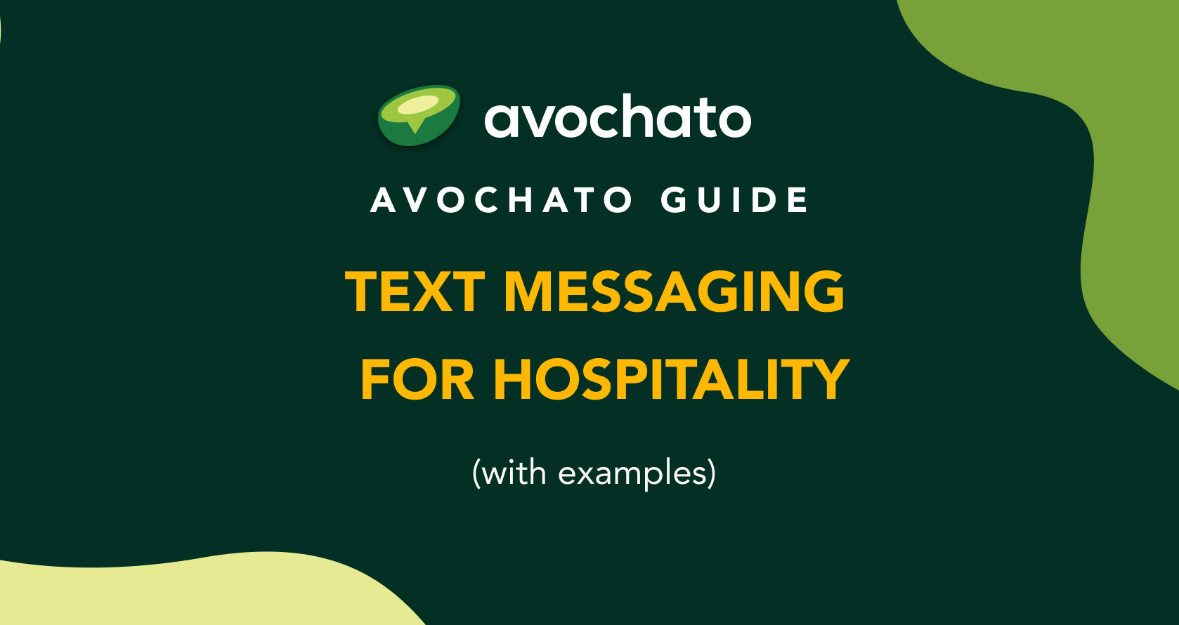 sms hospitality