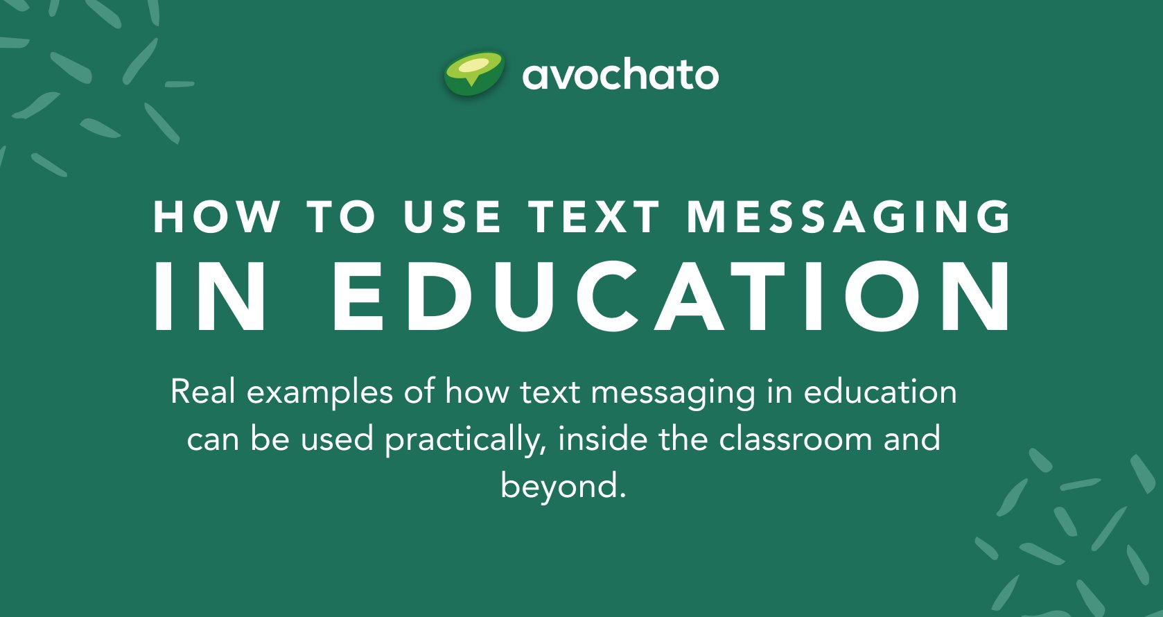 text messaging education