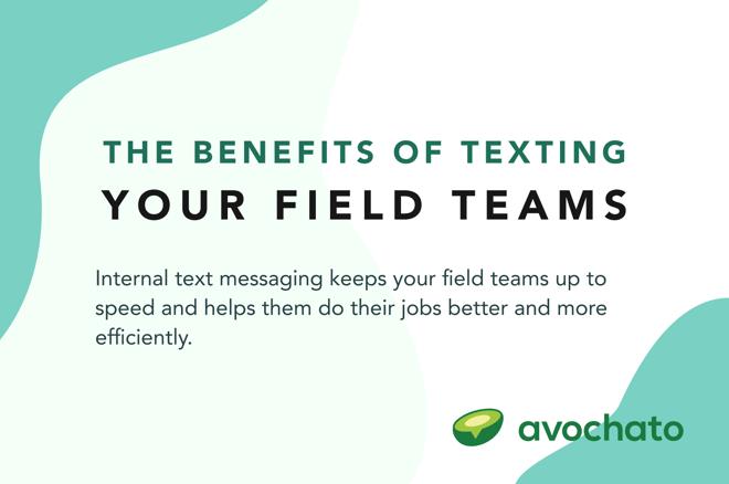 field teams texting