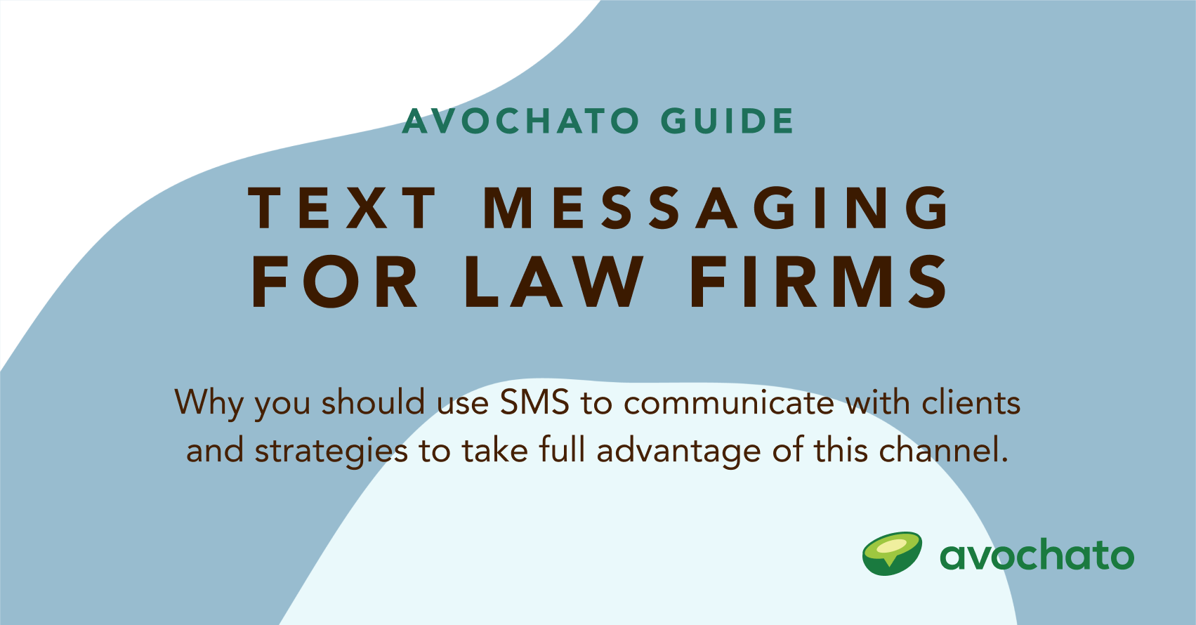 law firm sms guide
