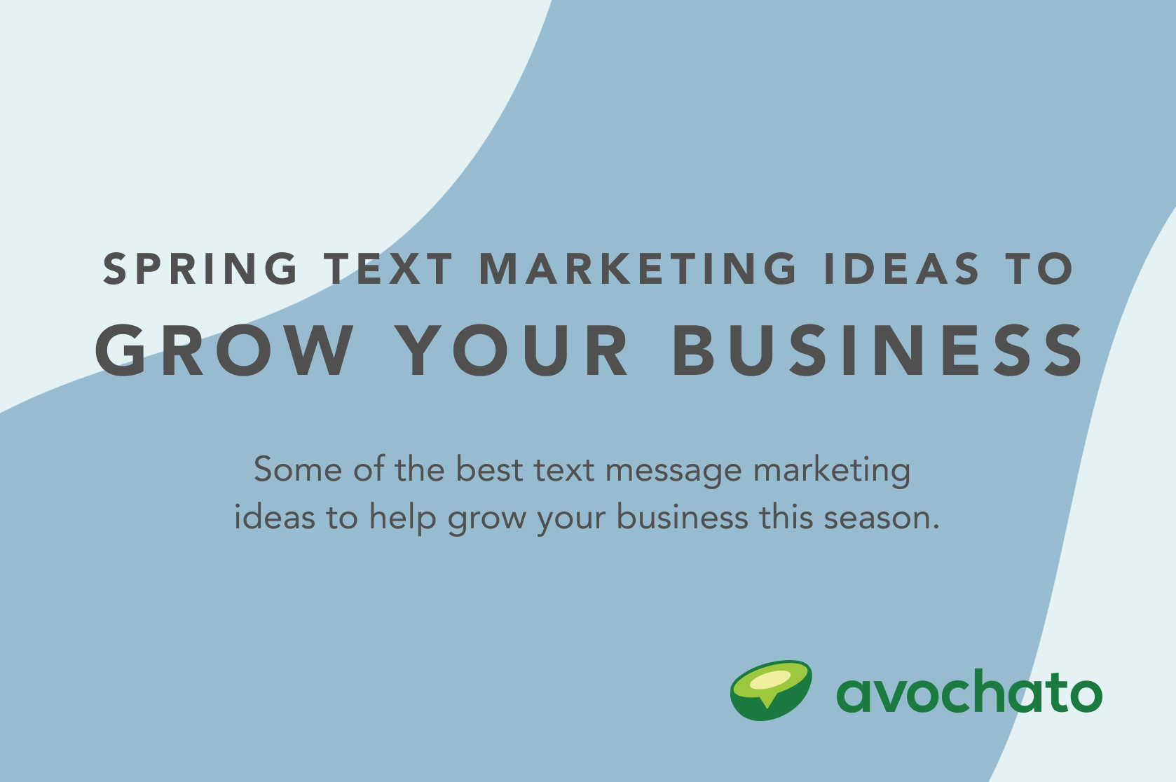 spring text marketing